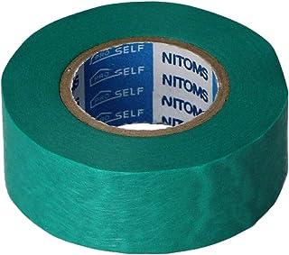 ニトムズ 粗面サイディングボード用マスキングテープ PT-8 18mm×18m J8060 [養生テープ]