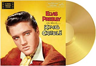 King Creole (Exclusive Limited Edition 180 Gram Gold Vinyl)