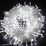 Fairy LED String Light Outdoor impermeable Holiday String Garland Navidad Navidad Boda Decoración para banquete de boda Cadena de luz A4 2m20 leds batería