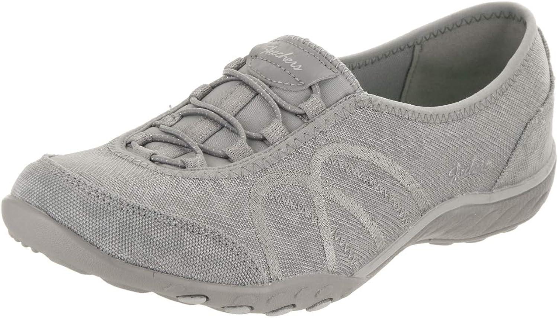 Skechers Women's Breathe Easy - Bold Risk Slip-On shoes