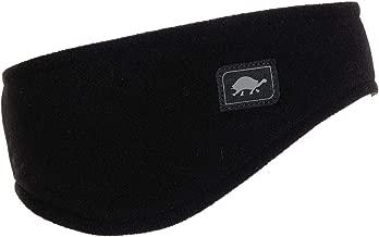 Turtle Fur Micro Fur Fleece Earband Double-Layer Headband