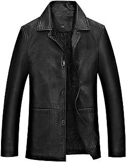 Manteau Homme | Femmes Manteaux : Blouson en cuir ycon