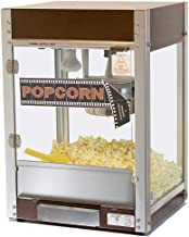 Paragon Cineplex Yellow Pop 4 Ounce Popcorn Machine for Professional Concessionaires Requiring Commercial Quality High Out...