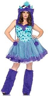 2PC. Ladies Polka Dotty Dress