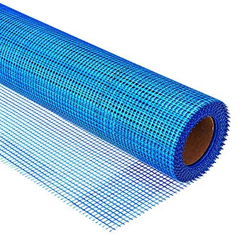 300m2 buitenpoetsstof 110 g/m2 poetsstof 10 mm x 10 mm weefsel wapeningsweefsel