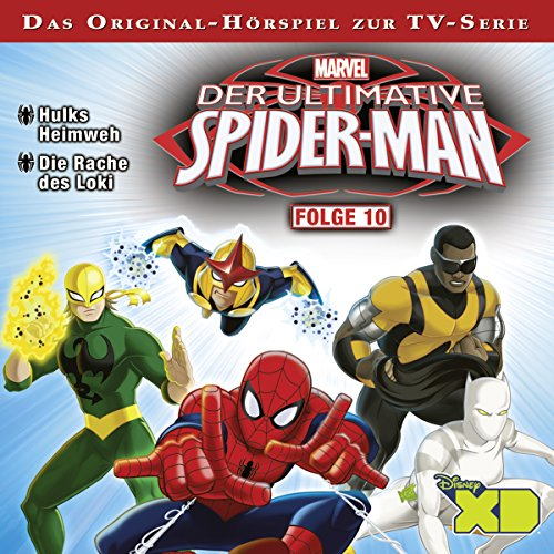 Der ultimative Spiderman 10 Titelbild