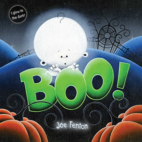 Boo! (English Edition)