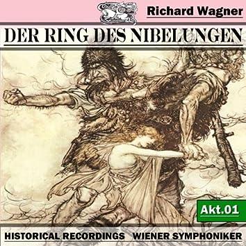 Der Ring des Niebelungen, Akt.1