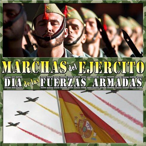 Desfile a Pie: Marchas Militares. Badajóz