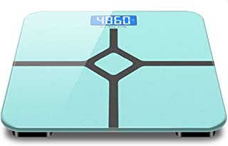 Bathroom Smart Household Electronic Bathroom Digital Body Bariatric LED Display Division Value HA-530,Blue