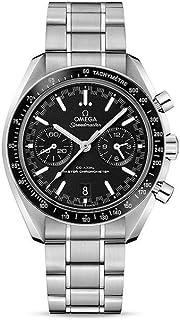 Omega - Speedmaster Racing Master cronógrafo automático cronómetro negro reloj para hombre 329.30.44.51.01.001