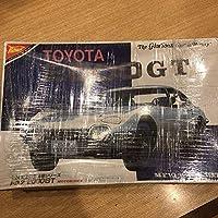 トヨタ2000GT プラモデル