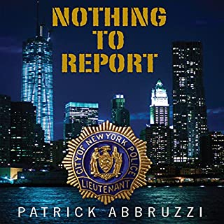 Nothing to Report audiobook cover art