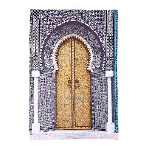 Cuasting Colección Arabian Decor Collection, Golden...