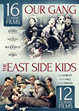 28 Classic Films: The East Side Kids V.1 Our Gang