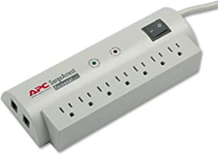 APC APC PER7T Personal Surge Arrest Protector with Telephone