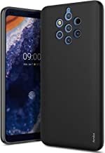 Nokia 9 PureView Case, Aeska Ultra [Slim Thin] Flexible TPU Soft Skin Silicone Protective Case Cover for Nokia 9 PureView