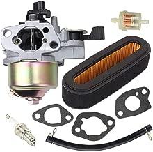 TOPEMAI GXV160 Carburetor for Honda HRC216 HR215 HR214 HR195 HR216 HRA214 Lawn Mower GXV140 GXV120 Small Engine with Air Filter