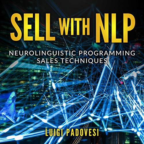 Sell with NLP audiobook cover art