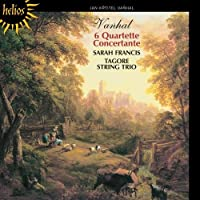 Vanhal: Six Quartette Concertante Op 7 (2000-07-11)