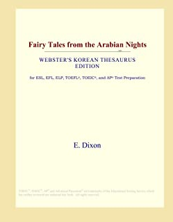 Fairy Tales from the Arabian Nights (Webster's Korean Thesaurus Edition)