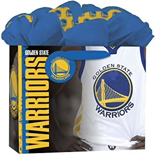 golden state warriors gift wrapping paper
