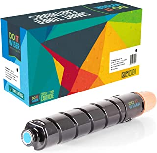 Do it Wiser Compatible Toner Cartridge Replacement for Canon GPR-31 ImageRunner C5030 C5035 C5235 C5240 C5235A (Cyan)
