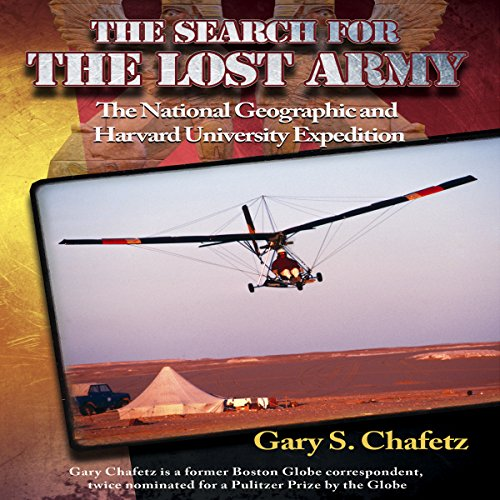 The Search for the Lost Army  By  cover art
