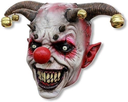 Horrorclown Maske