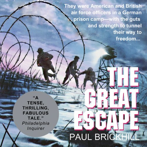The Great Escape audiobook cover art