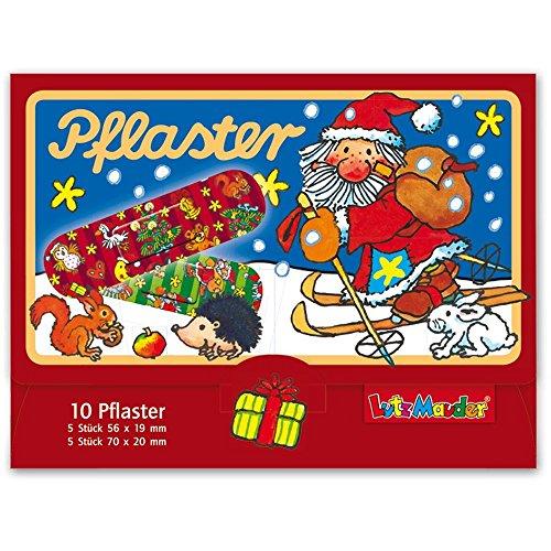 Lutz Mauder 14611 Pflasterbriefchen Weihnachten