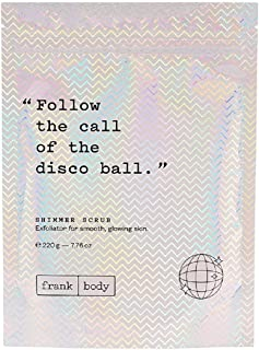 Frank Body Shimmer Scrub - 220 gm