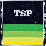 TSP グラデJQハンドタオル ライム 1枚 ヤマト卓球TSP 044407 0280 ヤマト卓球