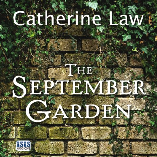 The September Garden audiobook cover art