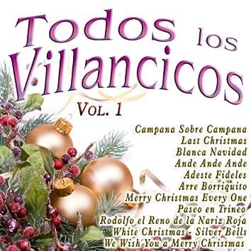 Todos los Villancicos Vol. 1