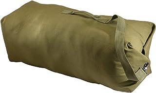 Texsport Top Load Canvas Duffle Duffel Travel Bag