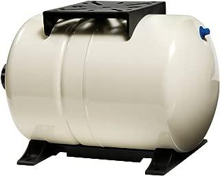 Red Lion RL6H Horizontal Precharged Diaphragm Well Tank, 5.3 Gallon