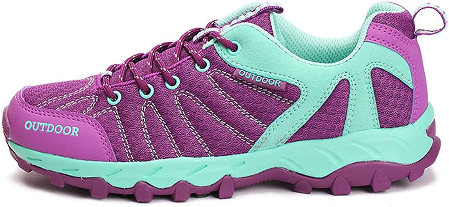 Sneakers Hiking Outdoor Sports shoes Travel Slip wear-Resistant Breathable Running Walking shoes