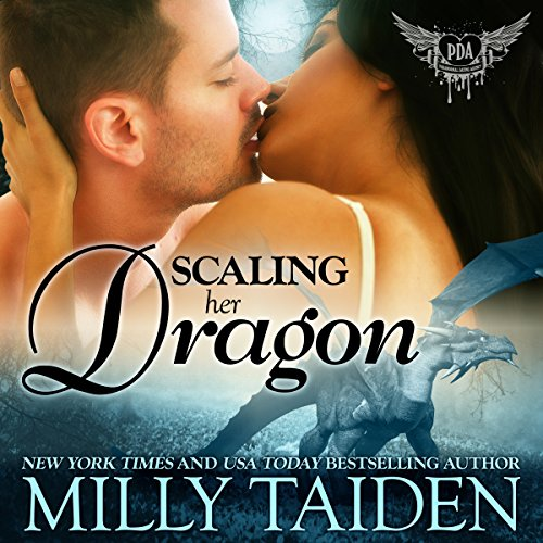 Scaling Her Dragon: BBW Paranormal Shape Shifter Romance audiobook cover art