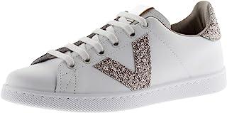 Victoria 1125188-WOMEN Sneaker Tennis Cuir DETAILLES Glitter Basses Femme
