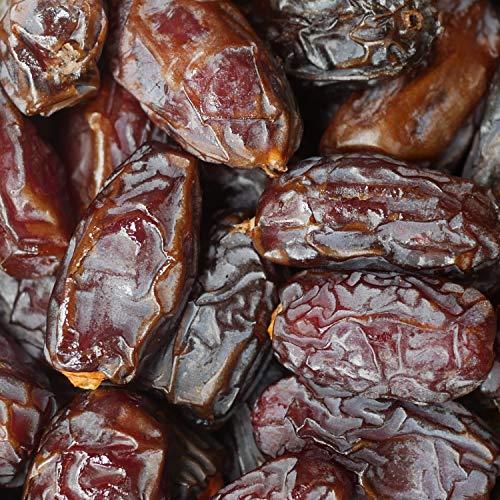21,79€ (21,79€ pro 1kg) 1000g Bio Medjool Datteln   1 kg   Königsdatteln   Jumbodatteln   Medjoul Datteln   saftig und sehr groß mit Stein   kompostierbare Verpackung   STAYUNG - DE-ÖKO-070