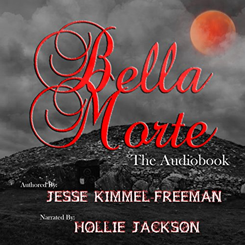 Bella Morte audiobook cover art