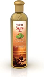 Sauna Fragrance based on pure Essential Oils - Eucalyptus - Respiratory - 250ml