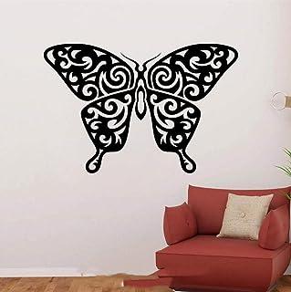 Tienda de belleza Calcomanías de pared Calcomanías de pared Decoración de sala de arte Salón de belleza Just for You Papel tapiz extraíble 42X48Cm