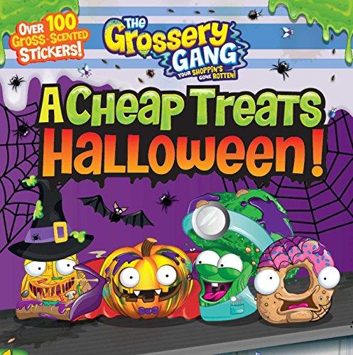 The Grossery Gang: A Cheap Treats Halloween!
