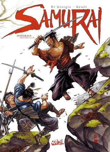 Samurai - Intégrale T05 à T08