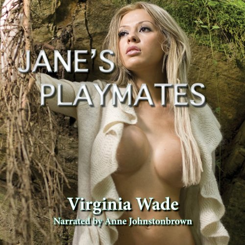Jane's Playmates audiobook cover art