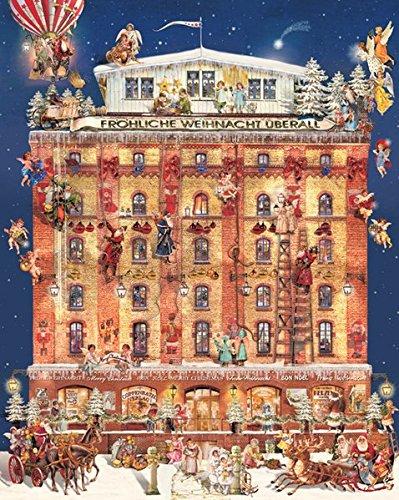 Ein Haus im Weihnachtstraum (Nostalgische Adventskalender für Erwachsene)