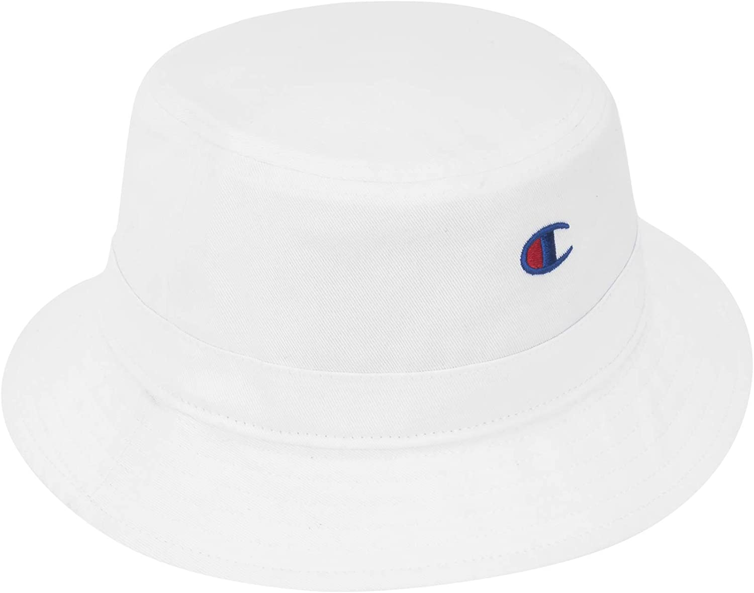 Champion Embroidered Logo Bucket Hat : Clothing, Shoes & Jewelry