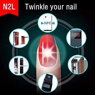 JAKCOM N2L Smart Nail New Multifunction Product of Intelligent Accessories No Charge Required New NFC Smart Wearable Gadget